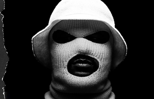 Schoolboy Q Oxymoron Deluxe Album Cover